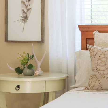 Andrea Wojciak - Interior Designer - Beautiful Comfortable Bedroom