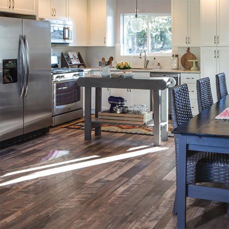 Andrea Wojciak - Interior Designer - Open Kitchen Floorplan