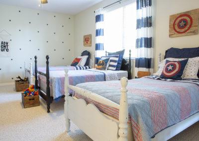 Prescott Arizona Interior Design - children's room