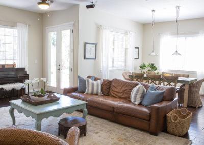 Prescott Arizona Interior Design - Living Room