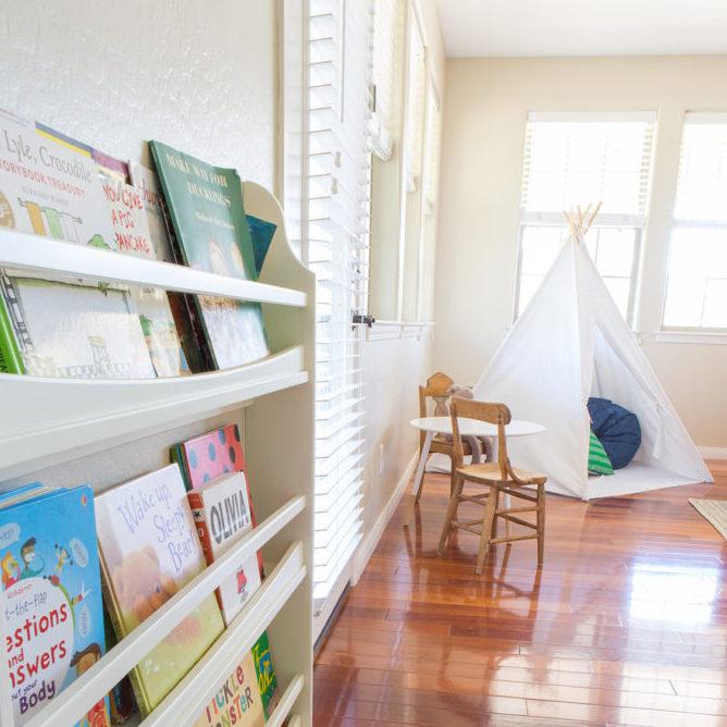 Andrea Wojciak Interior Design - Creative Kid Space