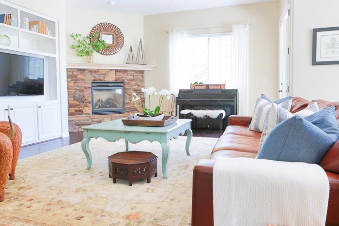 Andrea Wojciak Interior Design - Functional Living Spaces